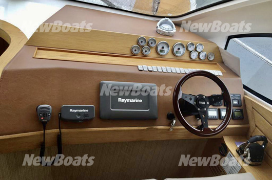 Real Powerboats Real 40 fly REF 821