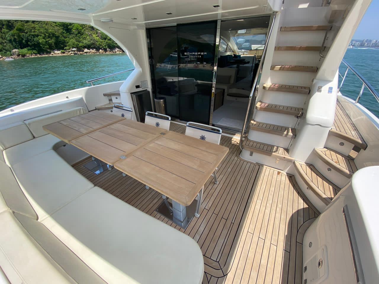 Schaefer Yachts SCHAEFER PHANTOM 620 REF 822