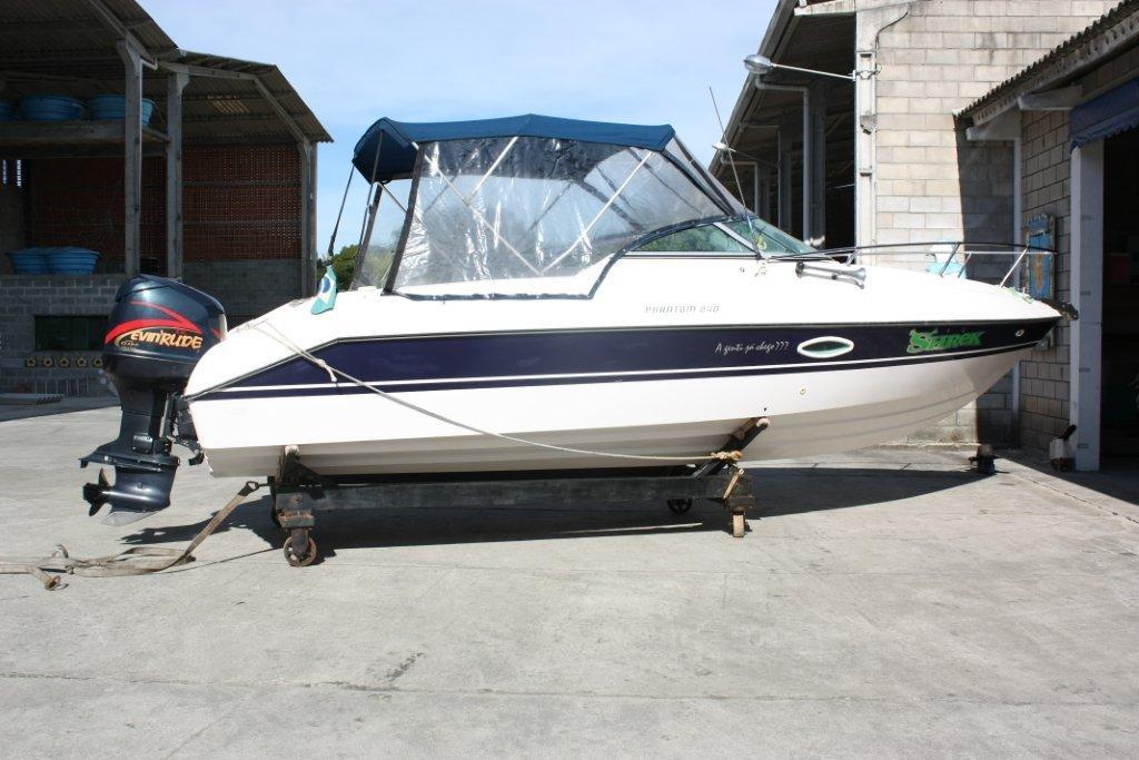 Schaefer Yachts Phantom 240