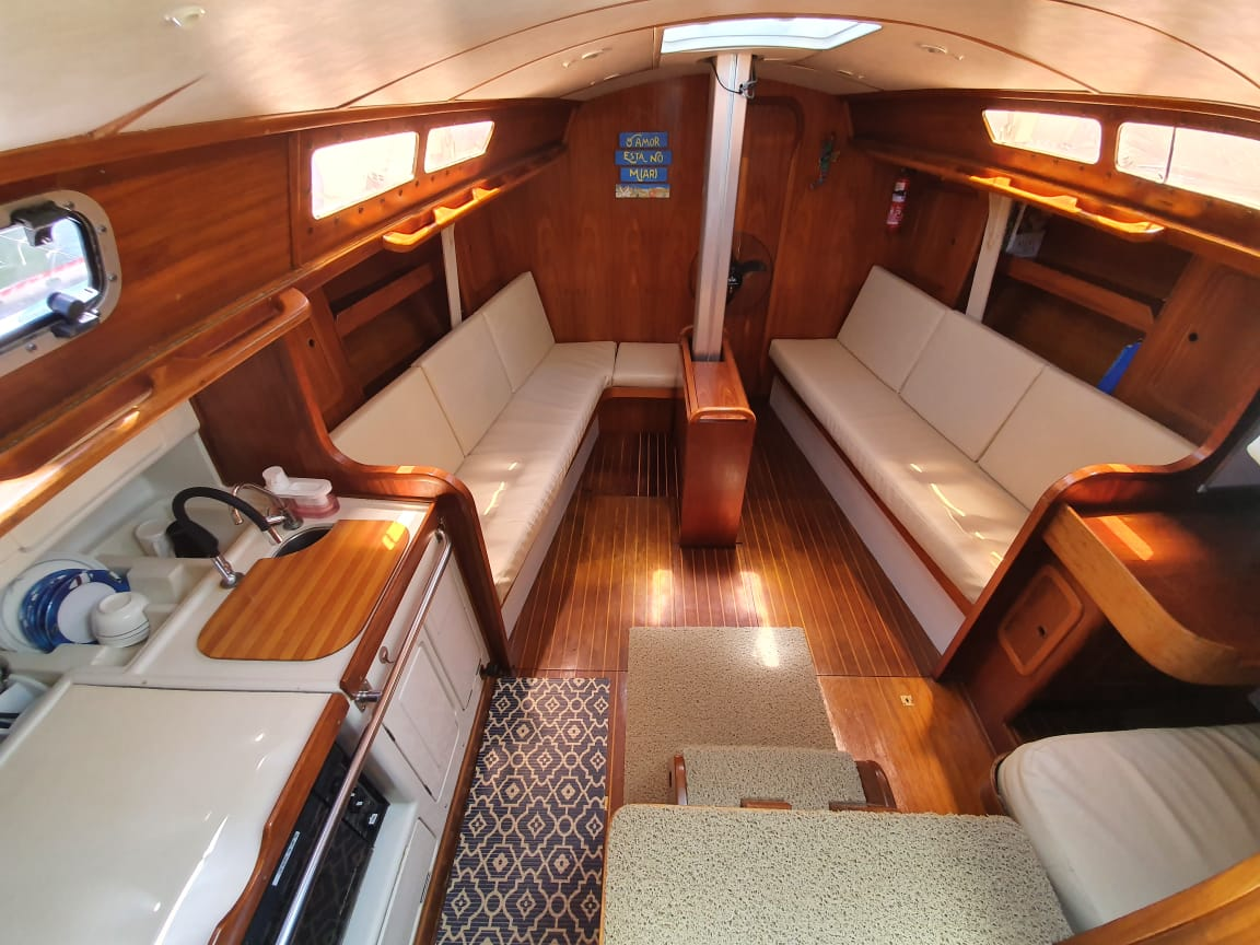 Fast Yachts 395