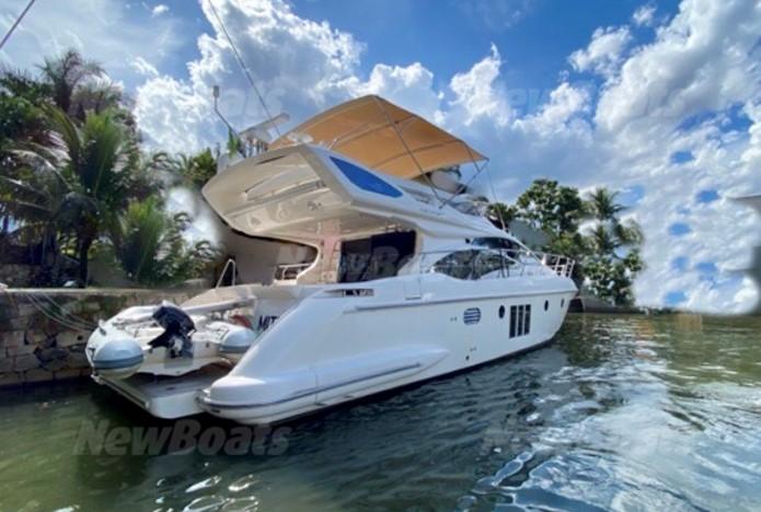 Azimut Yachts AZIMUT 48 ref 814