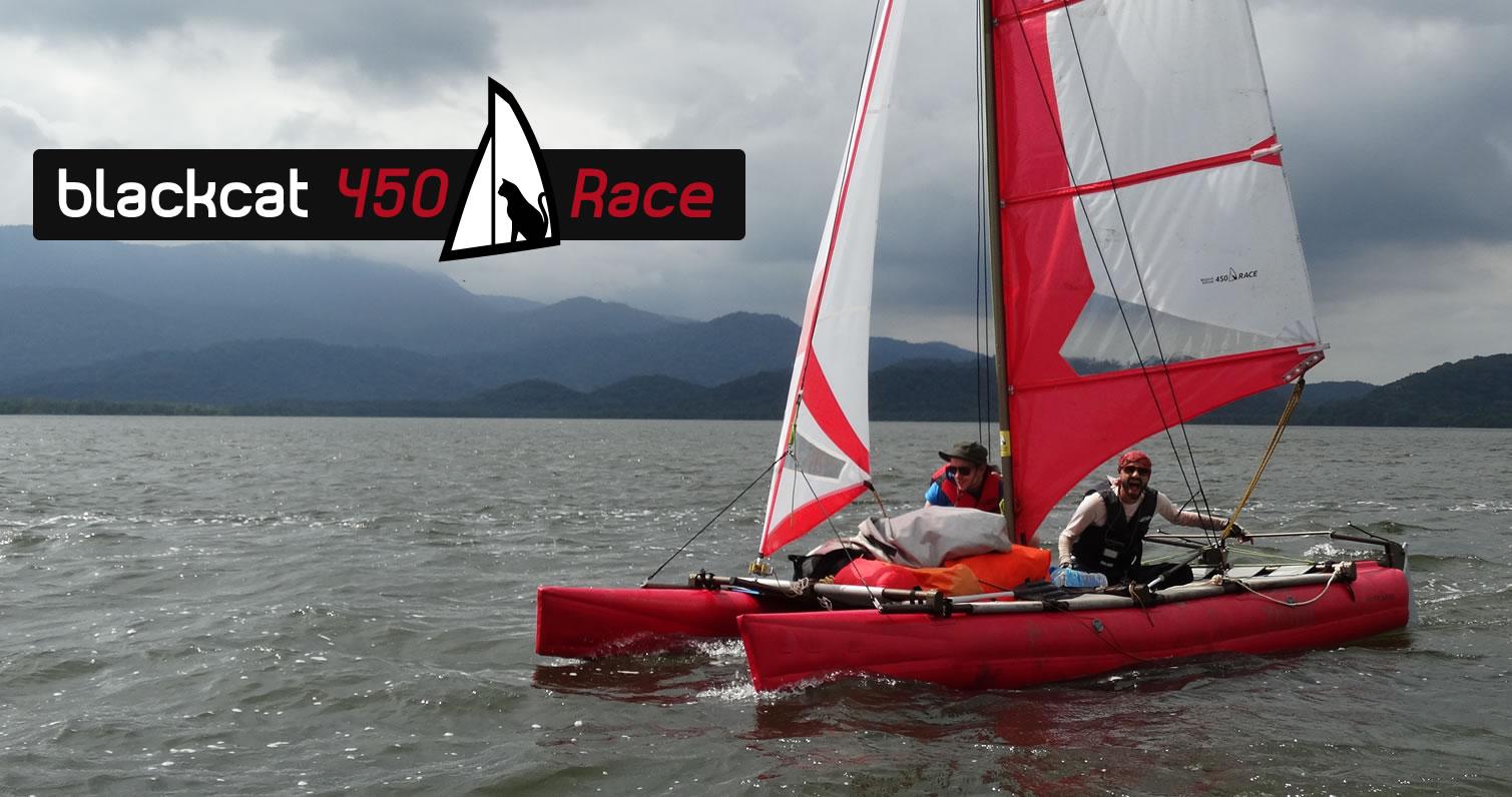 Blackcat 450 Race