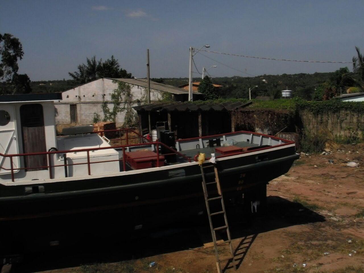 estaleiro MarShip Rebocador empurrador