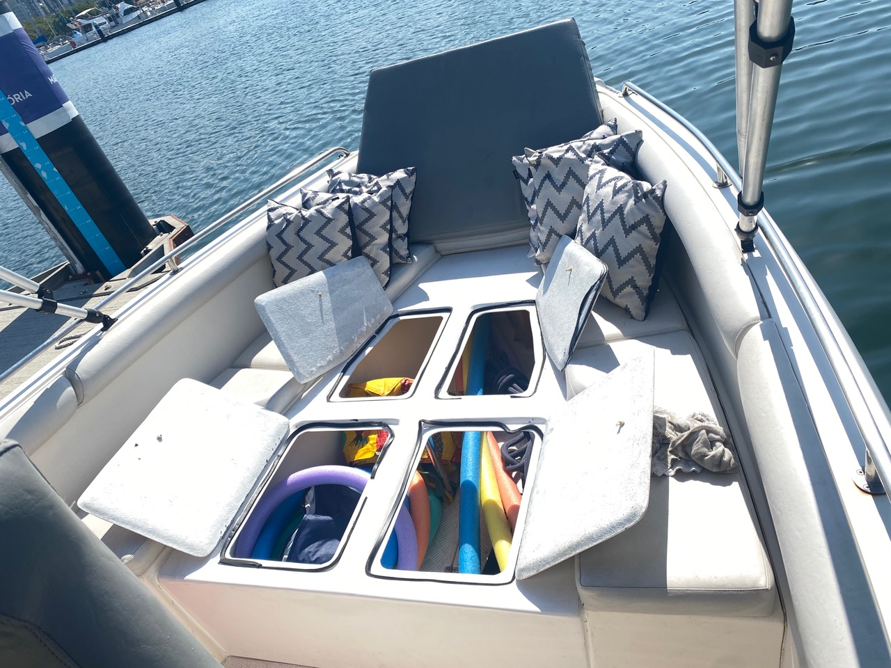 Real Powerboats 260 Open