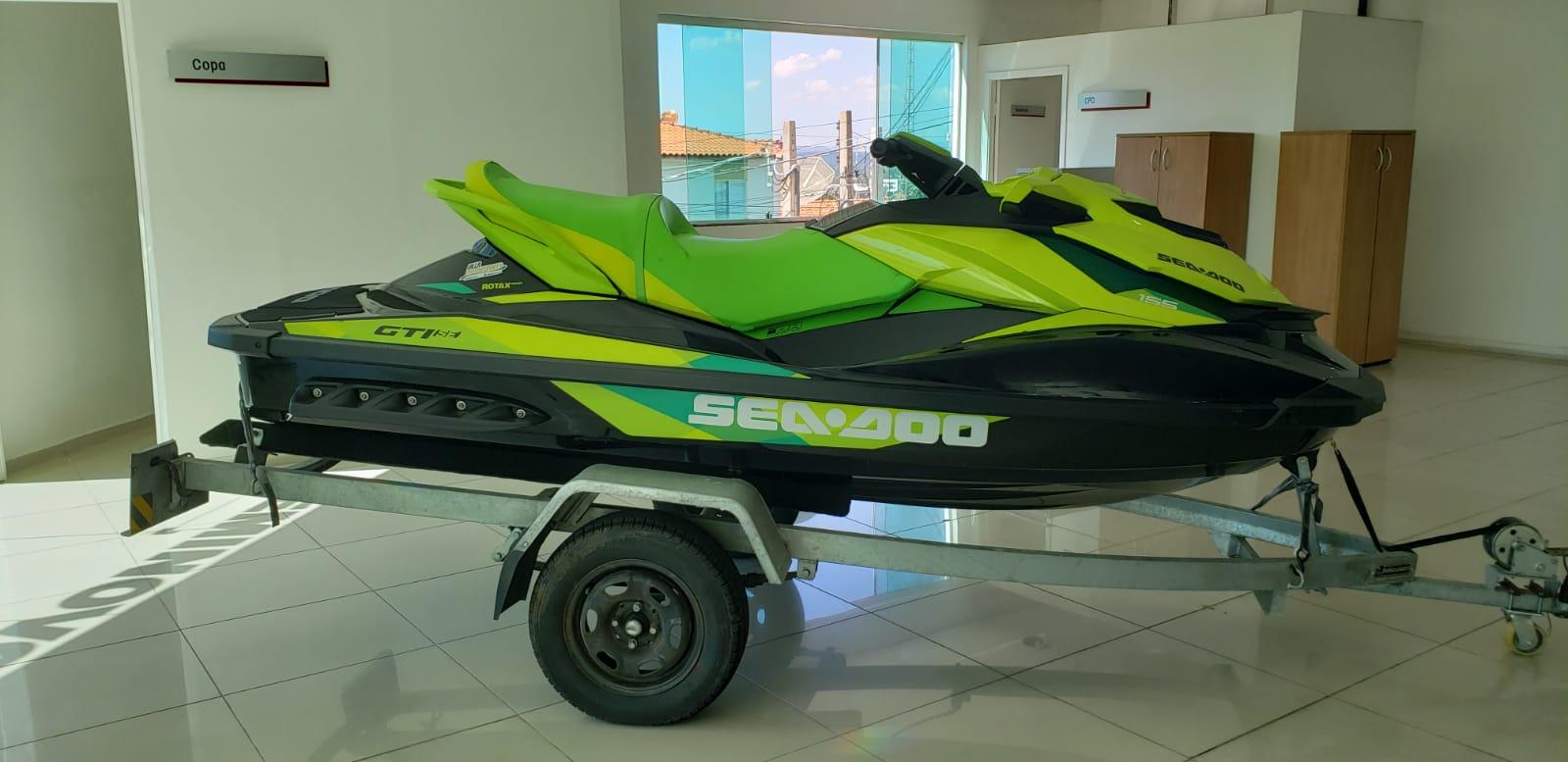 Sea Doo GTI 155 SE