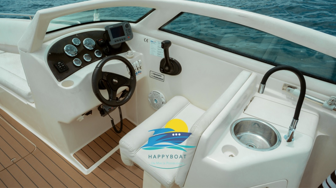 Real Powerboats Class 24