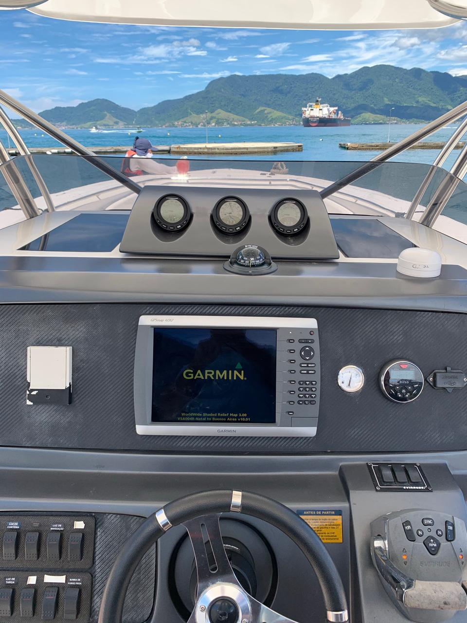 Fishing 375 Solarium