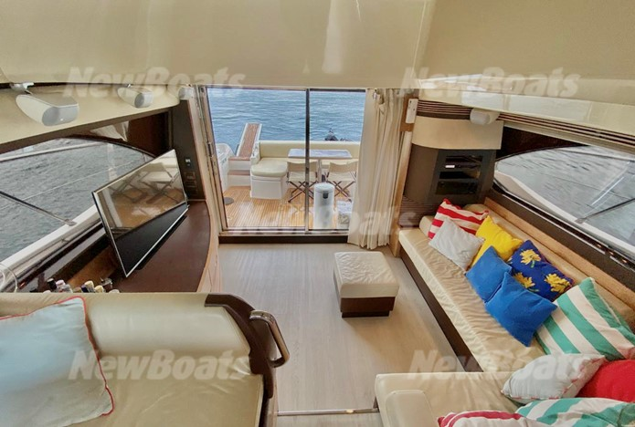 Azimut Yachts 53 Flybridge