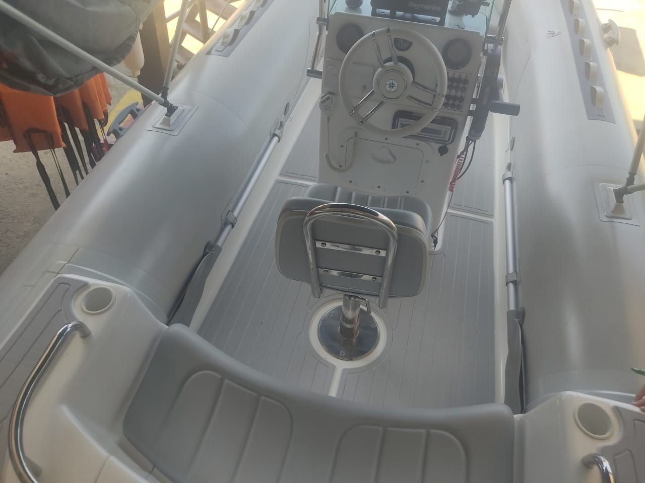Flexboat SR 500 LX