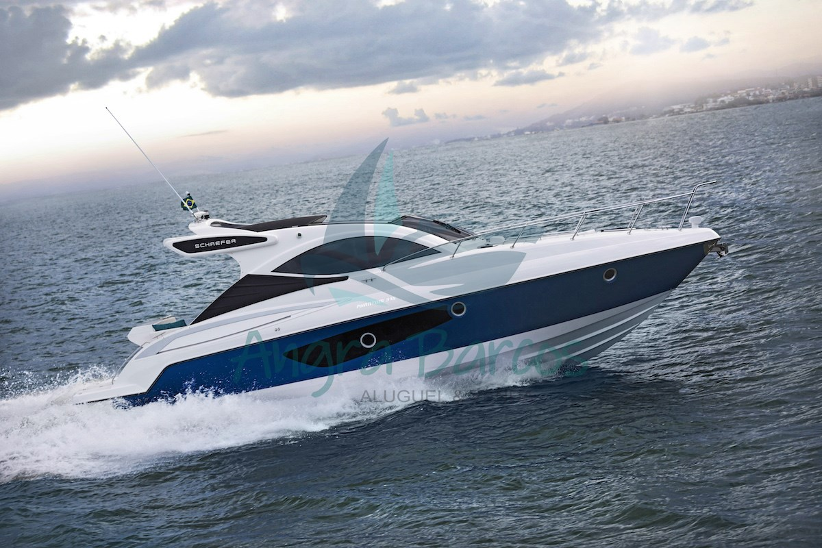 Schaefer Yachts Phantom 375 HT
