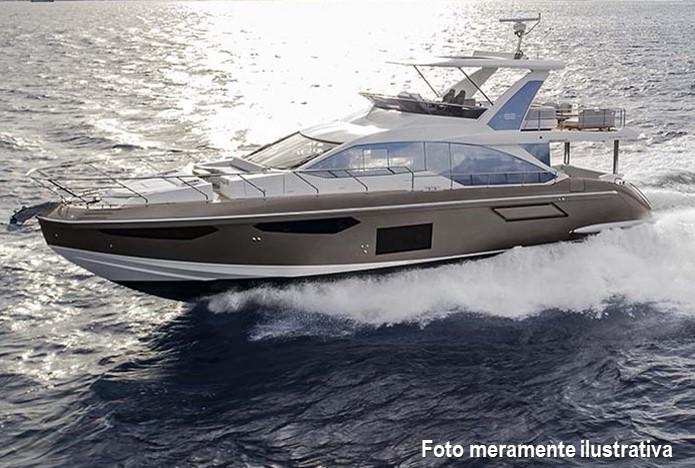 Azimut Yachts 62 E Flybridge