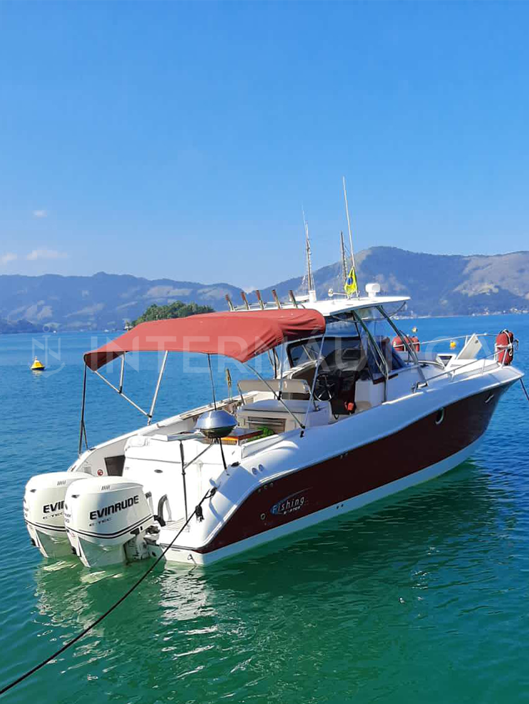 Fishing 32 Saint Tropez