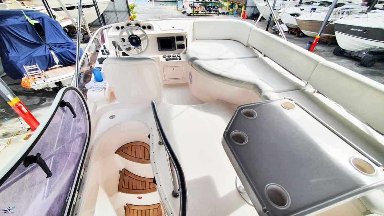 Azimut Intermarine 430 Full
