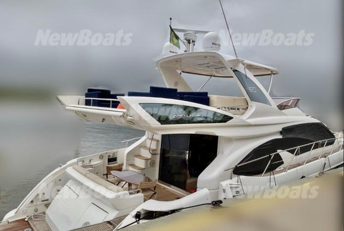 Azimut Yachts 60