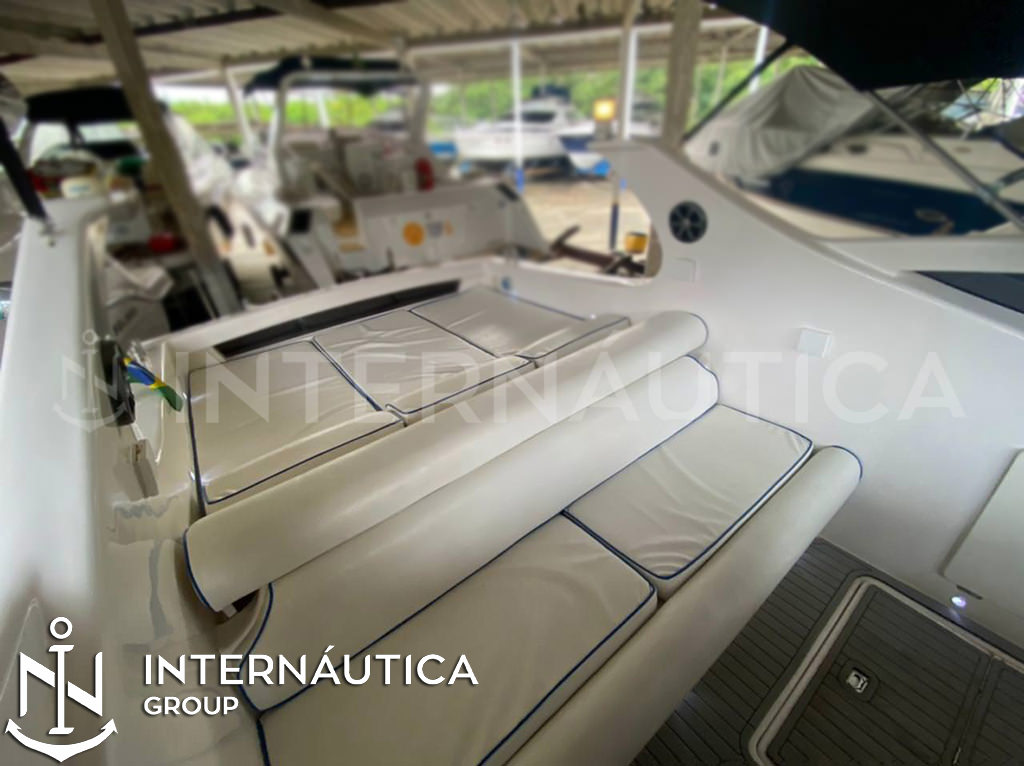 Intermarine Cigarette 36
