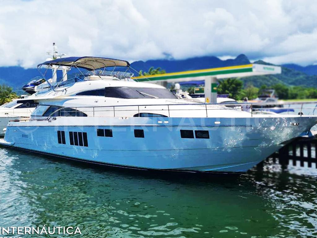Fairline Yachts Squadron 78 Custom