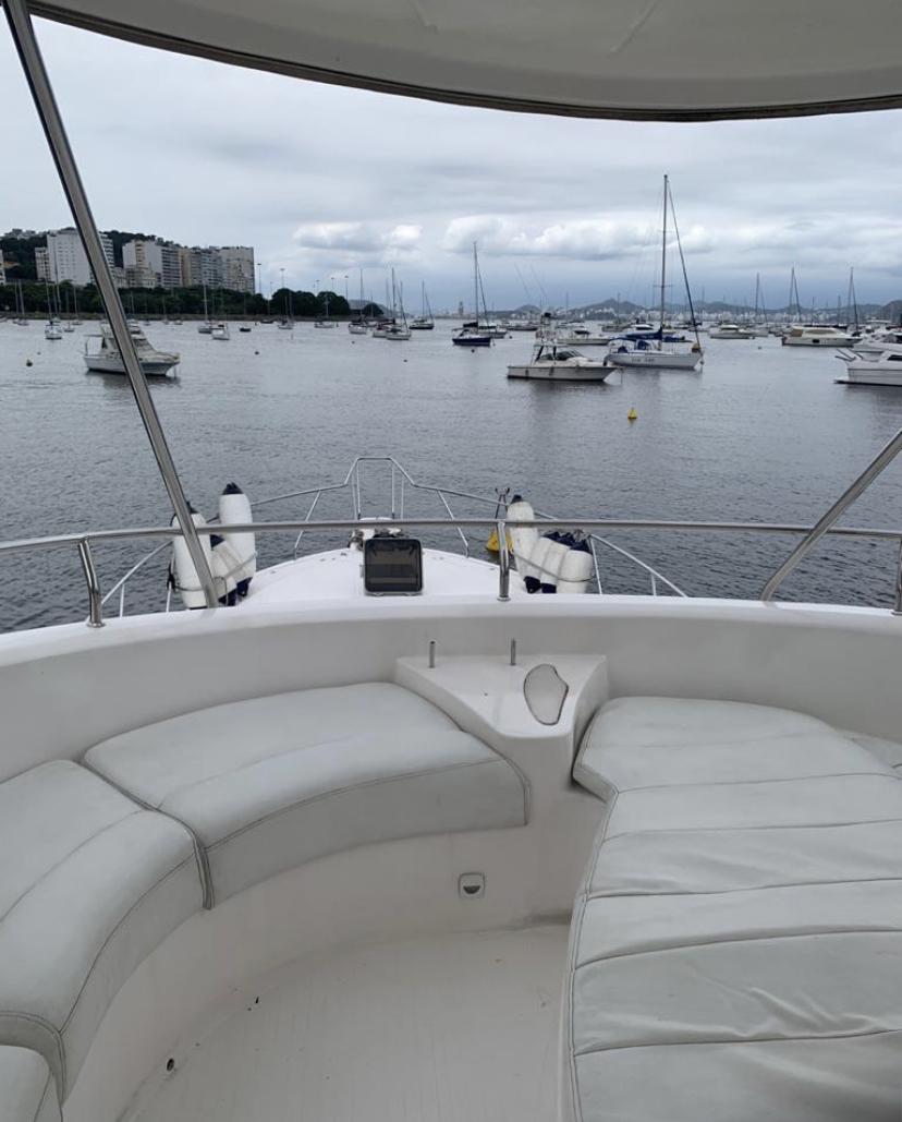 Sedna Yachts Viking 50 Convertible