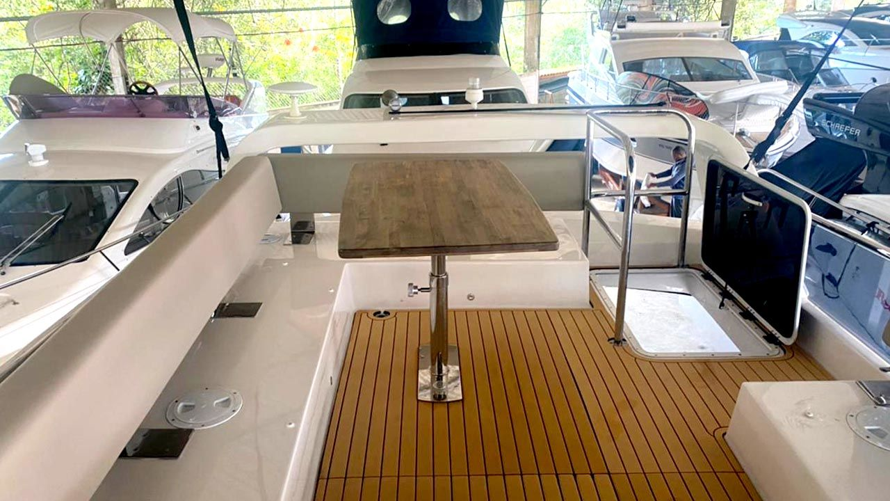 Sedna Yachts 47 Fly