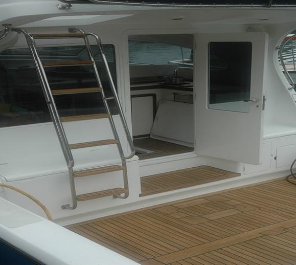 Riostar Yachts 40 SC Antares