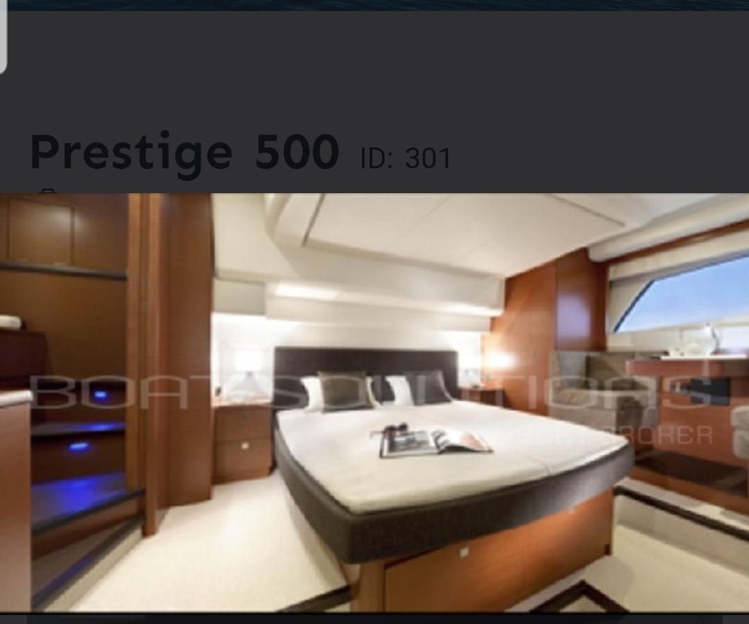 Prestige 500 Fly