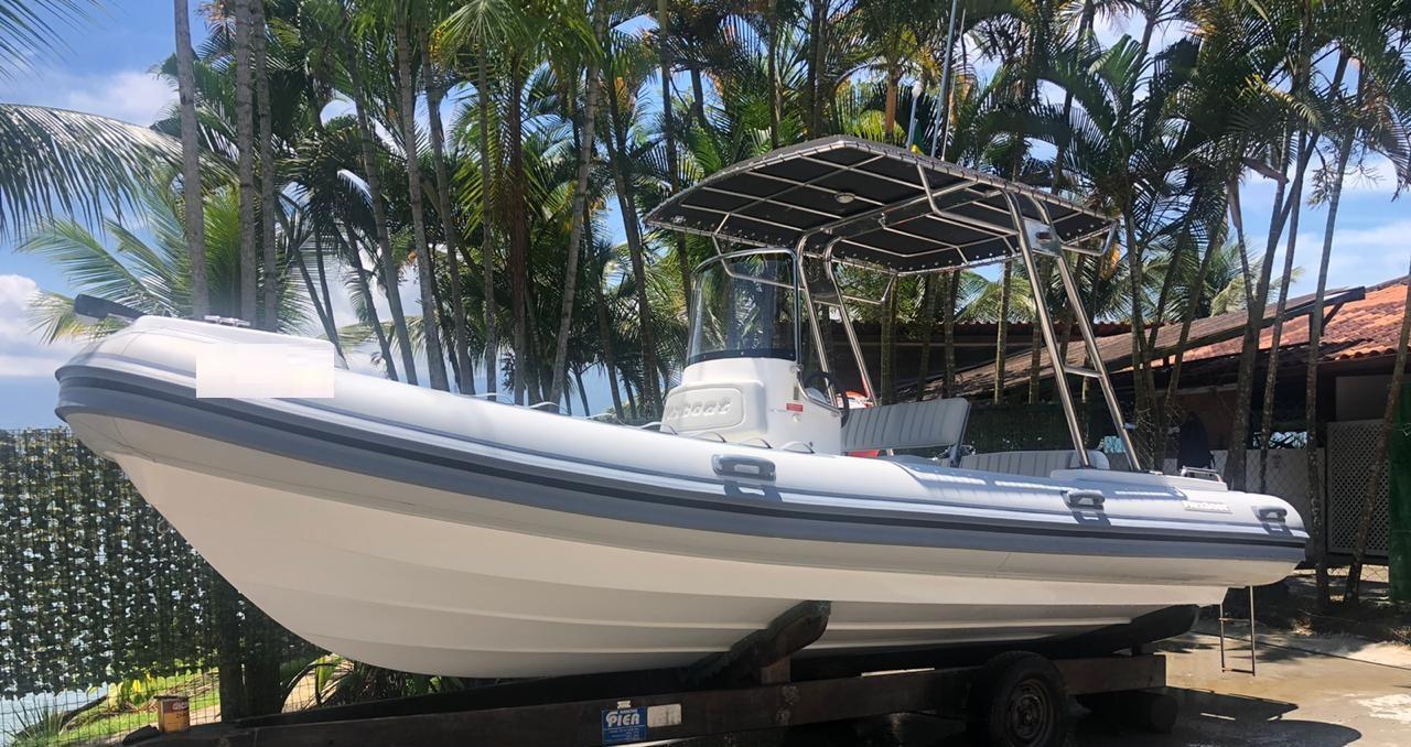 Flexboat SR 620 Lazer CR