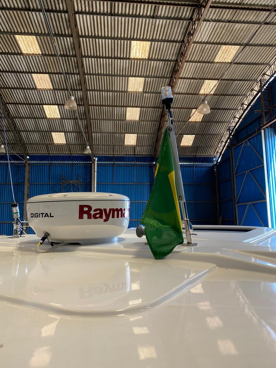 Flexboat SR 1.000 Lazer Luxo CR