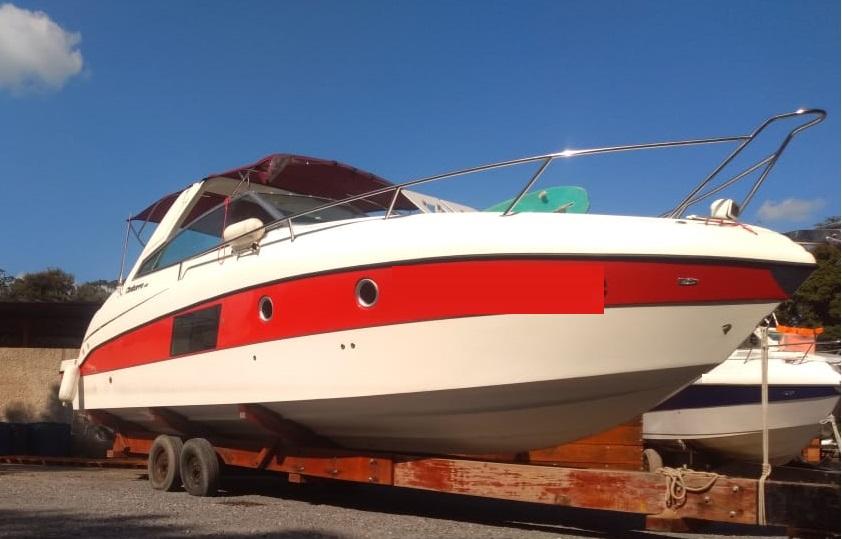 Cimitarra 340 cabinada