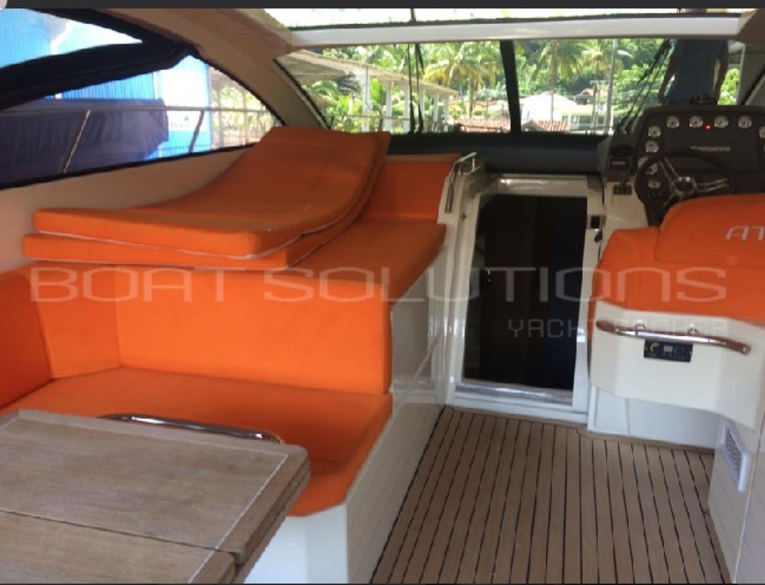 Atlantis Yachts 44