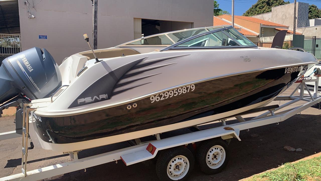 Psari Boats 195