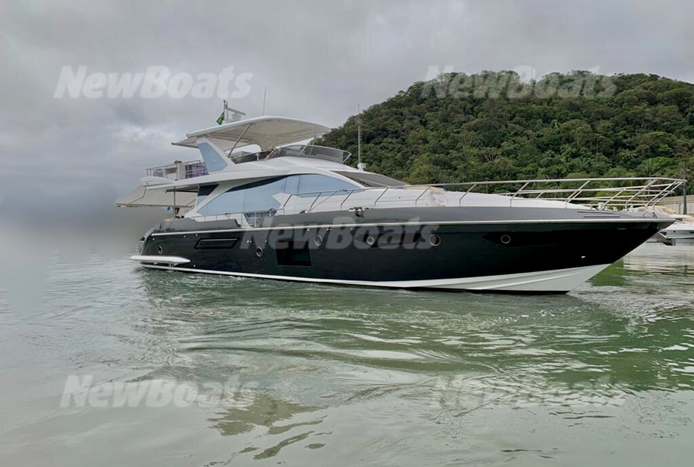 Azimut Yachts 74 Flybridge