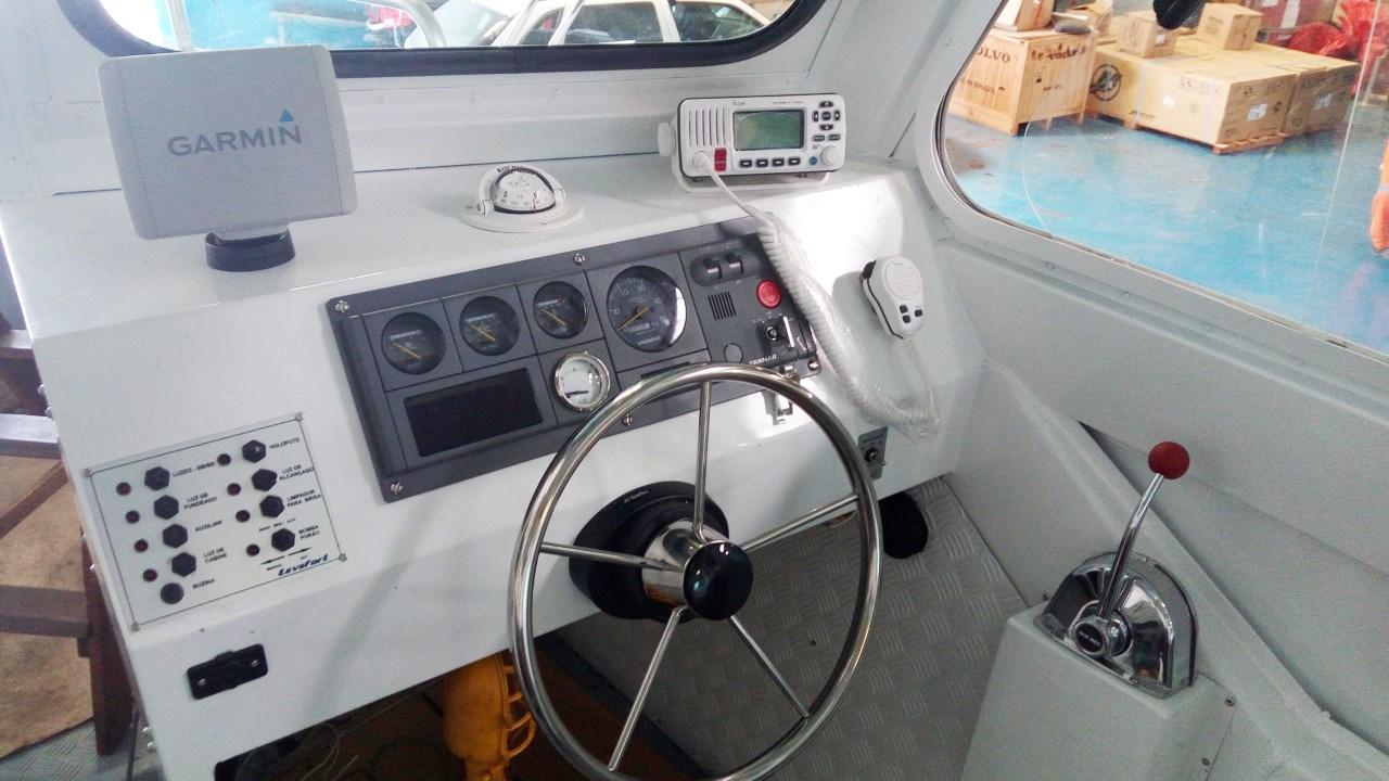 Levefort - Icoma  Cab 32 Pes