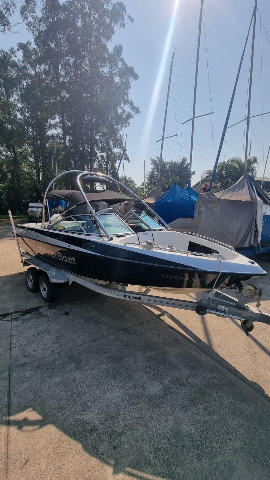 Master Boat WakeStar