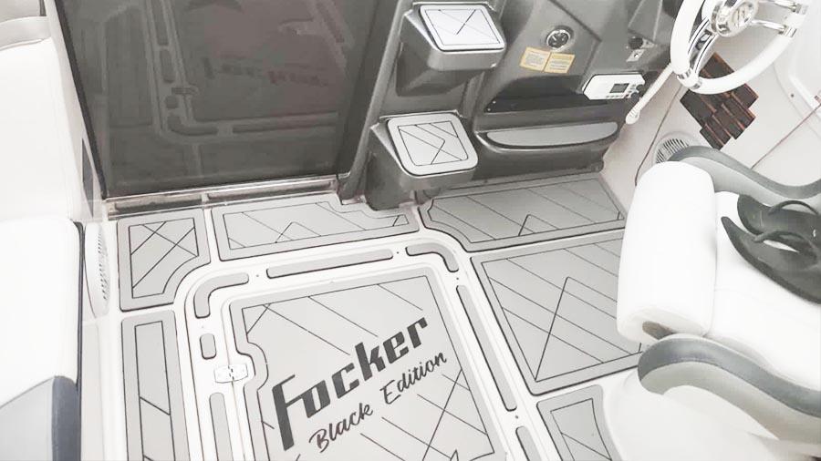 Fibrafort Focker 265 Black Edition