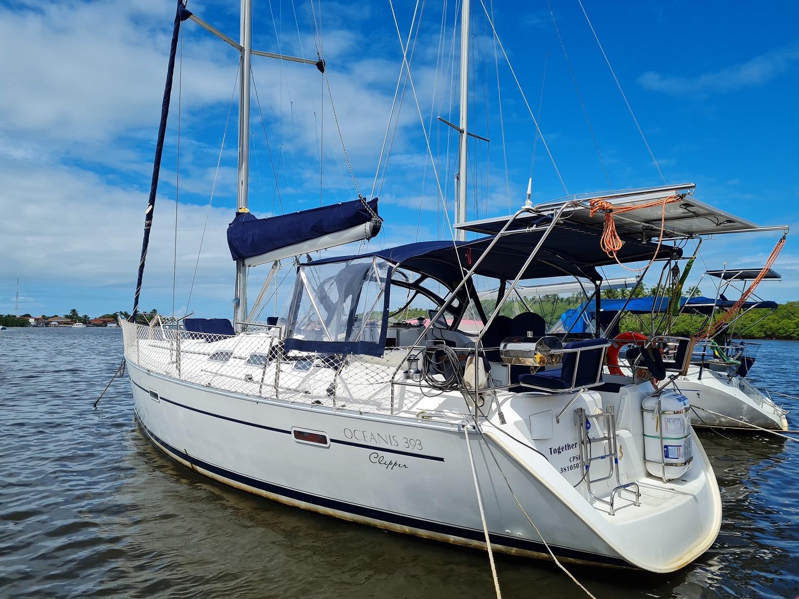 Beneteau Oceanis Cliper 393