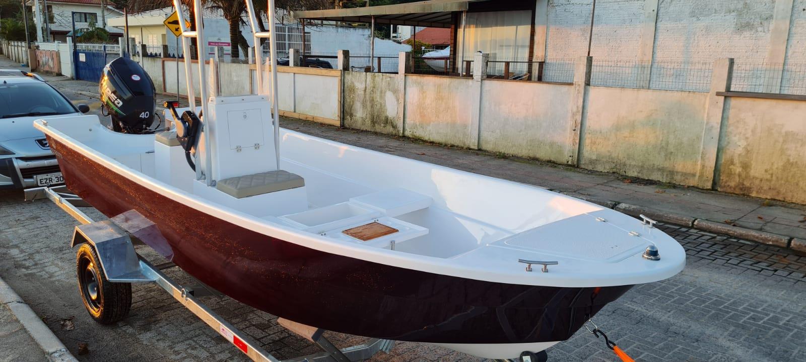 Sec Boats REDFISH 167